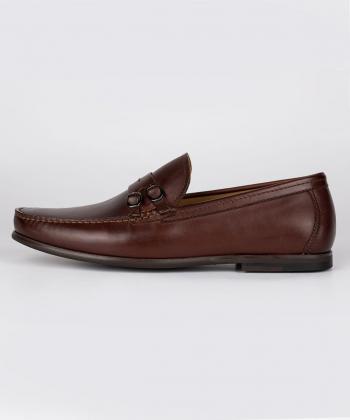 کفش کالج چرم مردانه جوتی جینز JootiJeans مدل 02851512