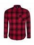 پیراهن مردانه زمستانی جین وست Jeanswest کد 94131505