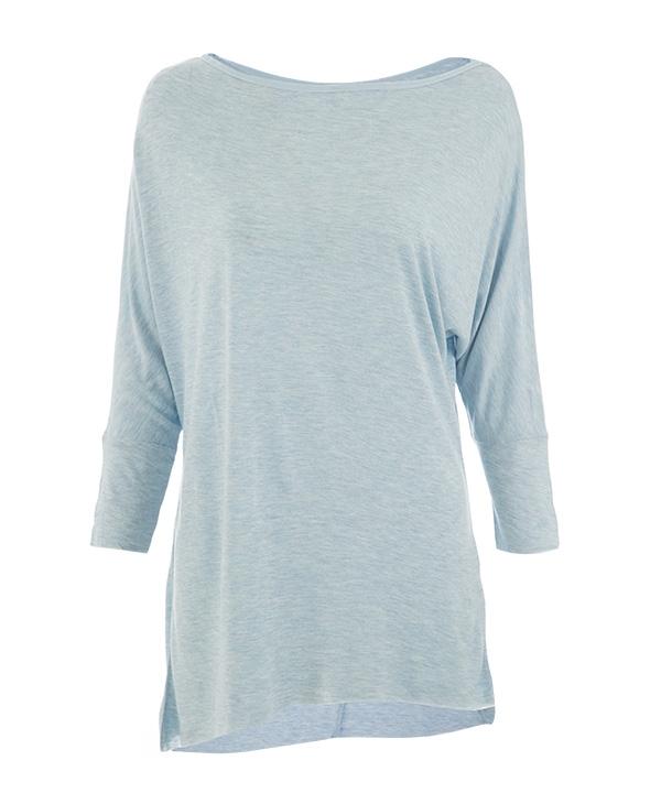 تی شرت آستین سه ربع زنانه جوتی جینز |