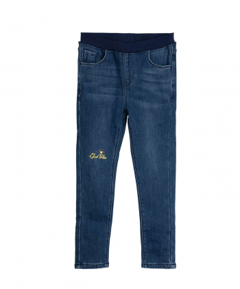 شلوار جین ضخیم دخترانه جین وست Jeanswest کد 94681806