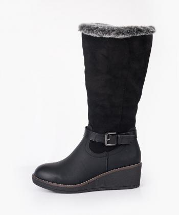 بوت زنانه جوتی جینز JootiJeans مدل 04871610