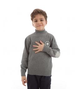 پلیور پسرانه یقه اسکی جین وست jeanswest