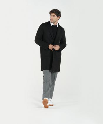 پالتو بلند مردانه جوتی جینز JootiJeans کد 04522608