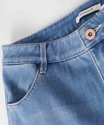 شلوار جین زمستانی زنانه جین وست Jeanswest کد 94281507