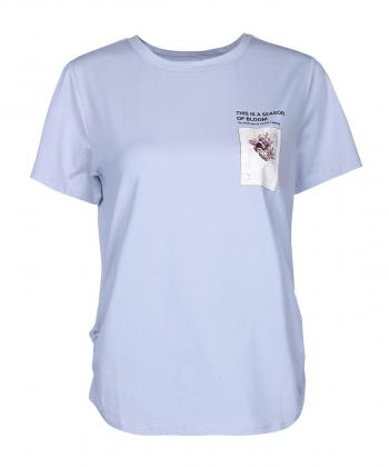 تیشرت آستین کوتاه زنانه جین وست Jeanswest کد 92273518
