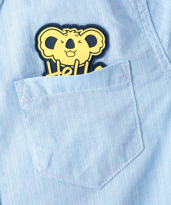 پیراهن پسرانه جین وست Jeanswest کد 92533843
