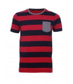 تی شرت آستین کوتاه مردانه ساموئل اند کوین