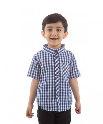 پیراهن پسرانه آستین کوتاه جین وست Jeanswest