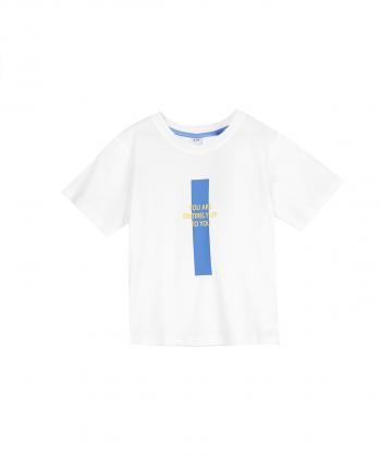 تیشرت آستین کوتاه پسرانه جین وست Jeanswest کد 01573542