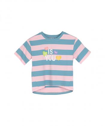 تیشرت دخترانه جین وست Jeanswest کد 01673545