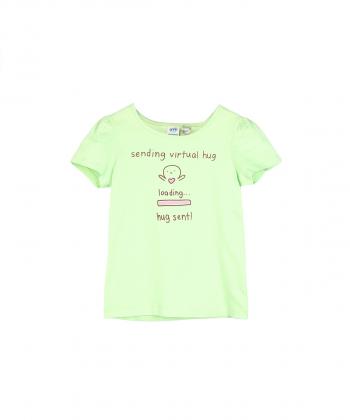 تیشرت دخترانه جین وست Jeanswest کد 01673999