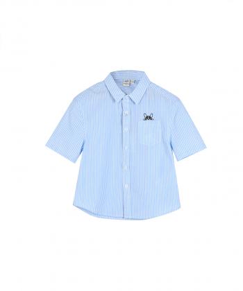 پیراهن پسرانه جین وست Jeanswest کد 02533542