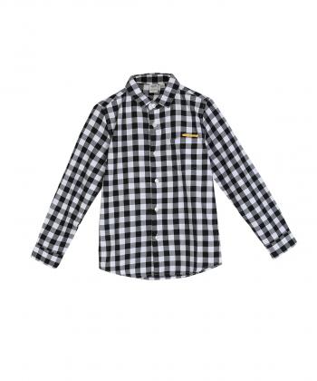 پیراهن آستین بلند پسرانه جین وست Jeanswest کد 01531502