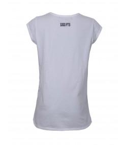 تی شرت زنانه آستین کوتاه ساموئل اند کوین