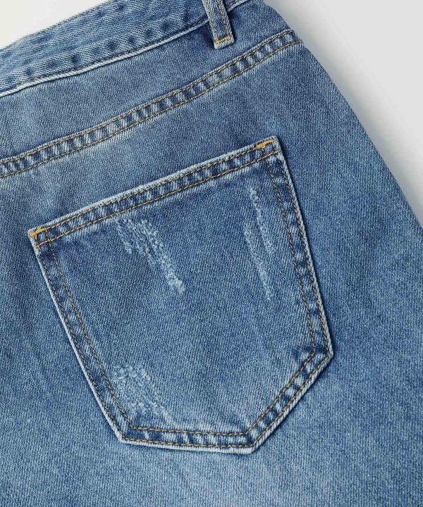 شلوار جین زنانه جین وست Jeanswest کد 01288502