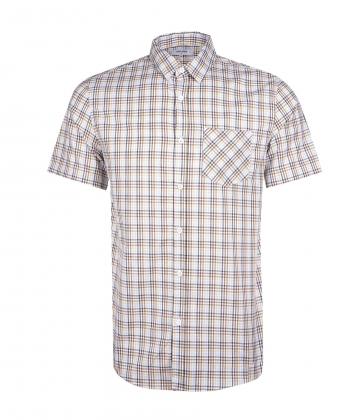 پیراهن چهارخانه مردانه جوتی جینز JootiJeans کد 11533080