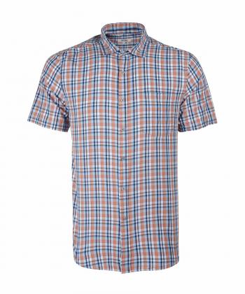 پیراهن چهارخانه مردانه جوتی جینز JootiJeans کد 12533192