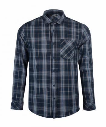 پیراهن چهارخانه مردانه جوتی جینز JootiJeans کد 04531095