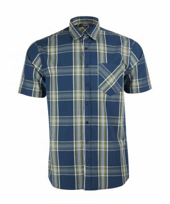 پیراهن چهارخانه مردانه جوتی جینز JootiJeans کد 12533196