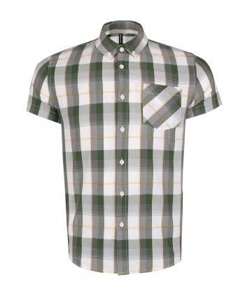 پیراهن مردانه جین وست Jeanswest کد 11133501