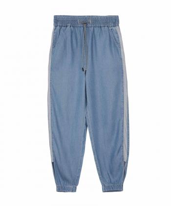 شلوار اسلش پارچه ای زنانه جین وست Jeanswest کد 02288506