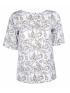 تیشرت طرح دار زنانه جوتی جینز JootiJeans کد 11773017