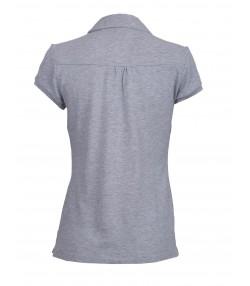 پولو شرت آستین کوتاه زنانه جین وست