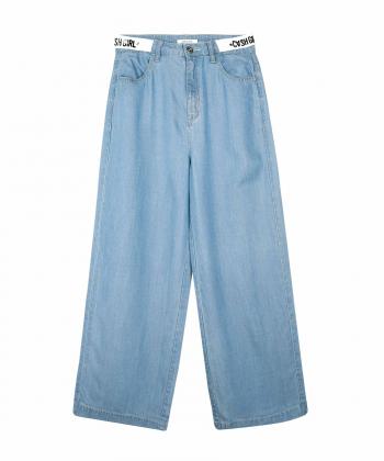 شلوار جین بگ زنانه جین وست Jeanswest کد 02281501