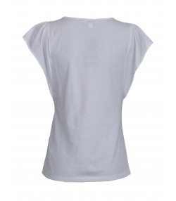 تی شرت آستین کوتاه زنانه جین وست