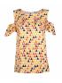 تیشرت طرح دار زنانه جوتی جینز JootiJeans کد 11773026
