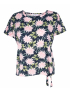 تیشرت طرح دار زنانه جوتی جینز JootiJeans کد 11773025