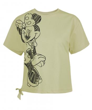 تیشرت کوتاه زنانه جوتی جینز JootiJeans کد 11773012