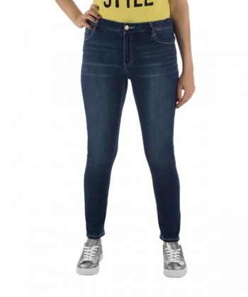 شلوار جین راسته زنانه جین وست Jeanswest
