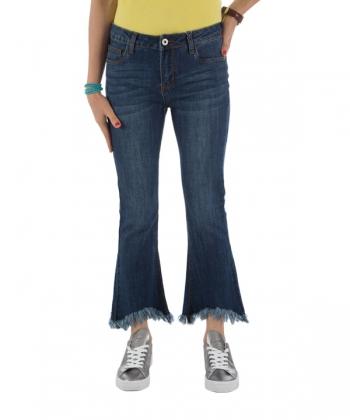 شلوار جین زنانه دمپا آزاد جوتی جینز Jootijeans