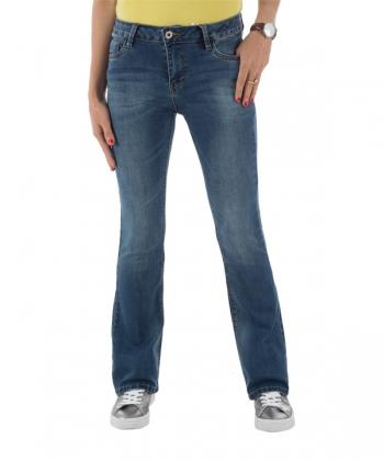 شلوار جین زنانه دمپا گشاد جوتی جینز JootiJeans
