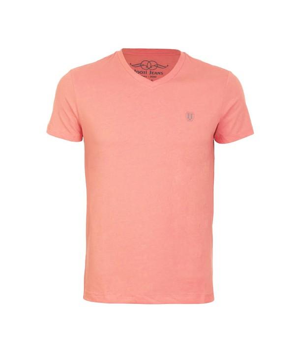 تیشرت نارنجی مردانه