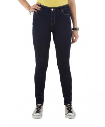 شلوار جین زنانه سرمه ای تیره جین وست Jeanswest
