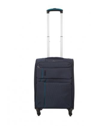 چمدان سایز کوچک سرمه ای جوتی جینز Jootijeans
