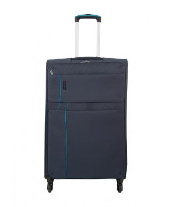 چمدان سایز بزرگ سرمه ای جوتی جینز Jootijeans