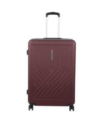 چمدان متوسط زرشکی جوتی جینز Jootijeans