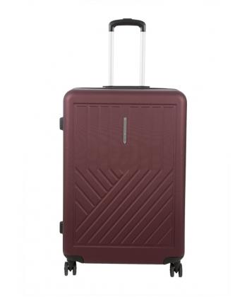 چمدان بزرگ زرشکی جوتی جینز Jootijeans