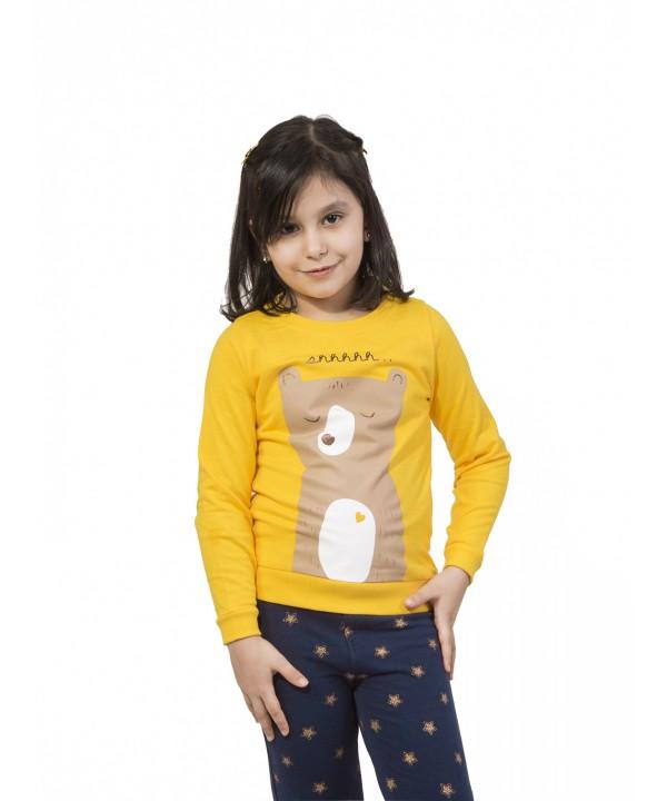 تی شرت دخترانه بالنو