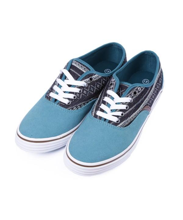 کفش مردانه آبی روشن