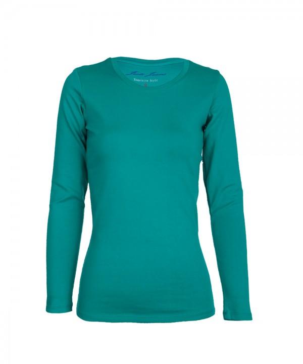 تی شرت آستین بلند زنانه جوتی جینز