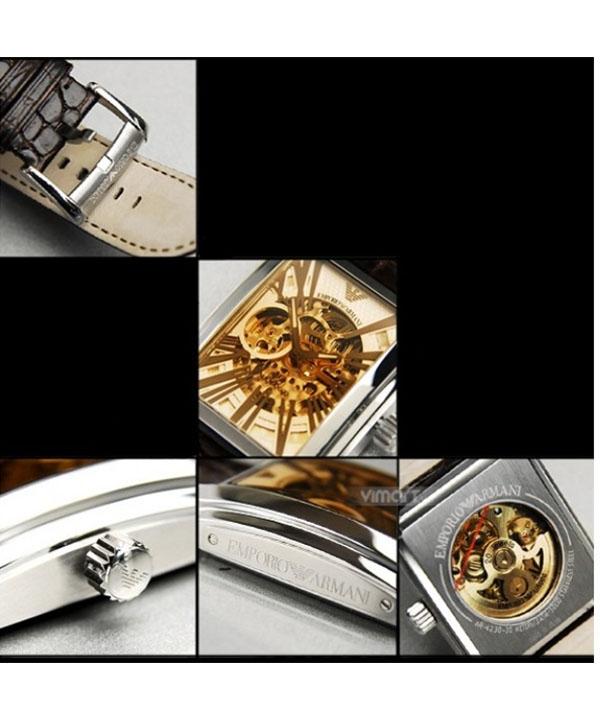 ساعت مچی عقربه ای مردانه Emporio Armani مدل AR4230