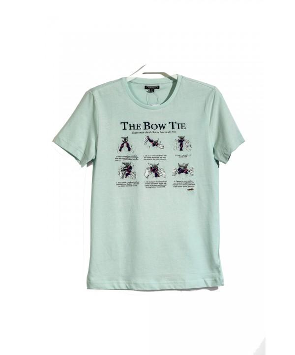 تی شرت آستین کوتاه مردانه جین وست
