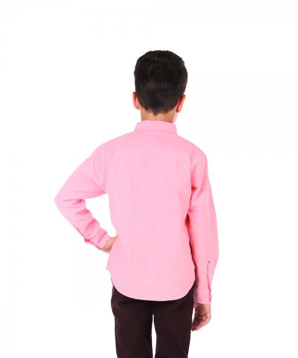 پیراهن آستین بلند پسرانه بالنو