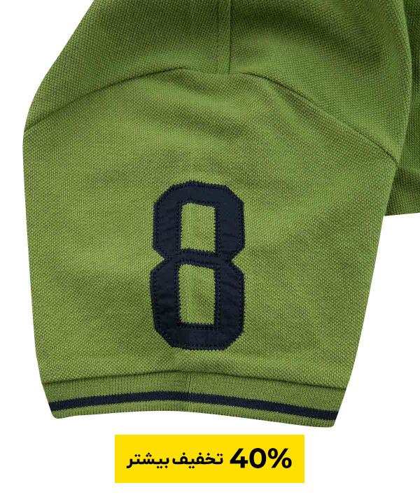 پولوشرت مردانه دو دکمه جوتی جینز JootiJeans
