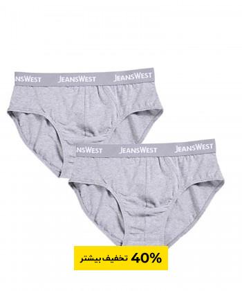 شورت دوتایی مردانه جین وست Jeanswest