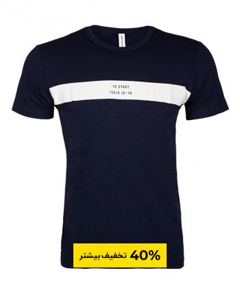 تیشرت مردانه نخی جین وست Jeanswest